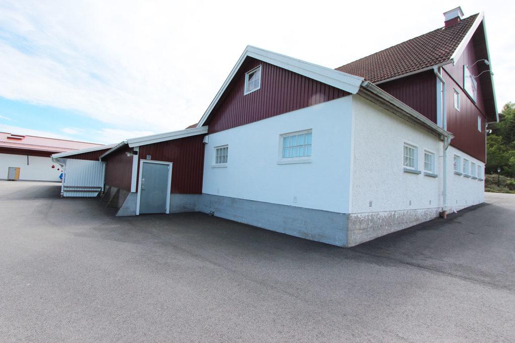 Hyrmagasinet hus